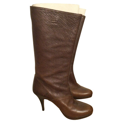 Miu Miu Boots with long shaft Gr. 40