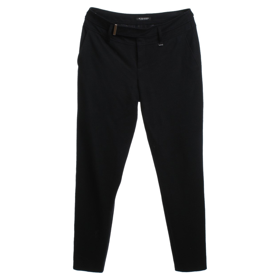 Strenesse trousers in black
