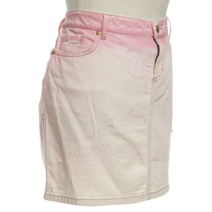 Blumarine skirt in Ombre look