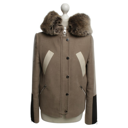 Karen Millen Vest met capuchon