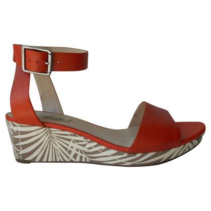 Clarks sandalen