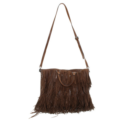 Prada Bag with fringe