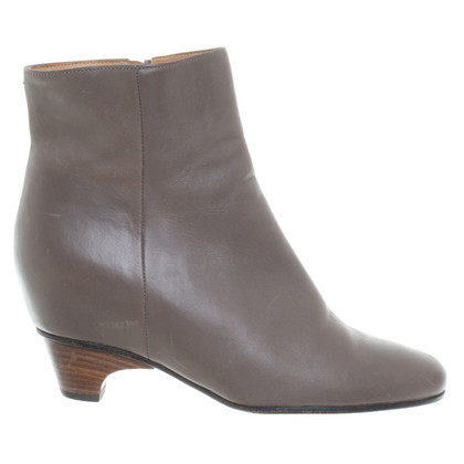 Maison Martin Margiela Ankle boots leather