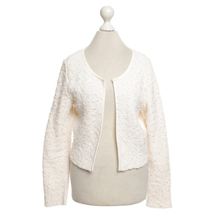 Marc Cain Jacket in cream-white
