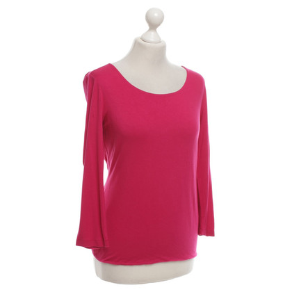 Hobbs Top in Fuchsia