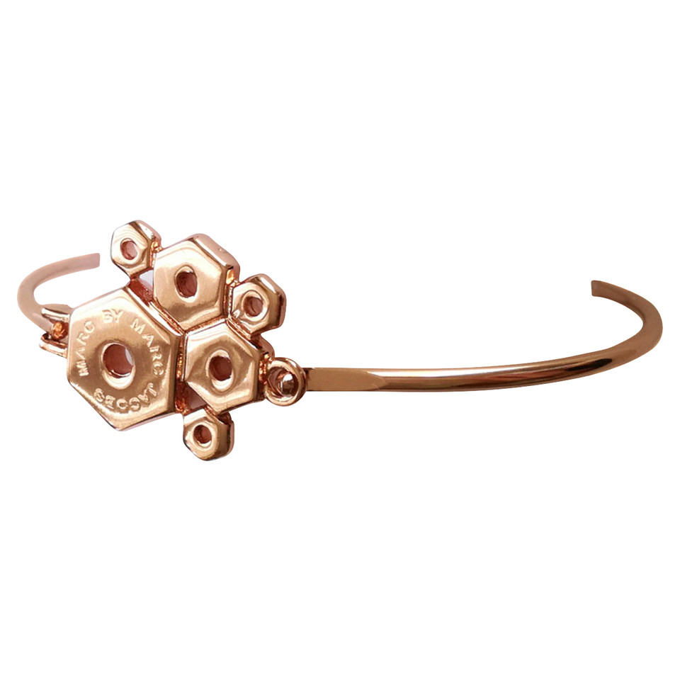 Marc by Marc Jacobs Bracciale in rosa