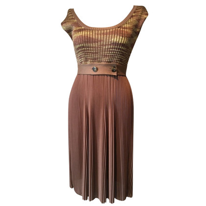 Missoni Dress with pleated skirt