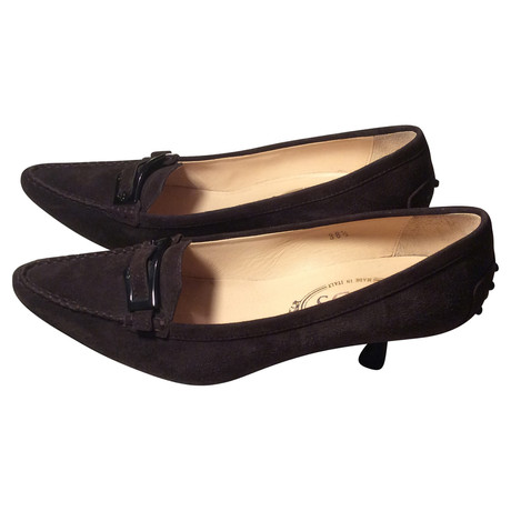 Tod's Pumps Braun