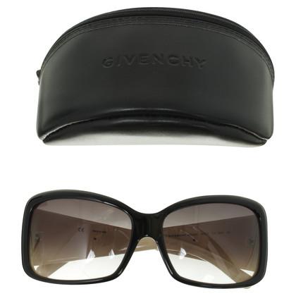 Givenchy Sonnenbrille mit Logo-Besatz