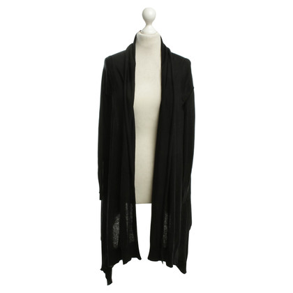 DKNY Strickjacke in Schwarz