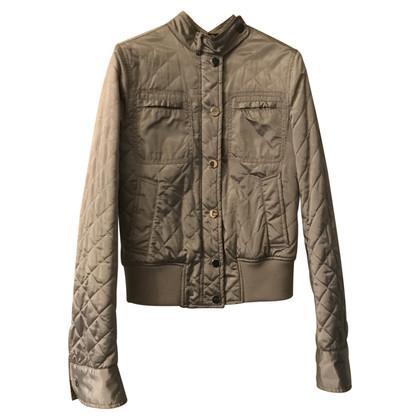 Dolce & Gabbana Quilted jacket in grey