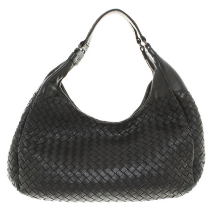 "Bottega Veneta ""Campana Bag"" in zwart"