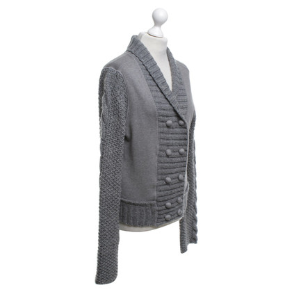 D&G Strickjacke in Grau
