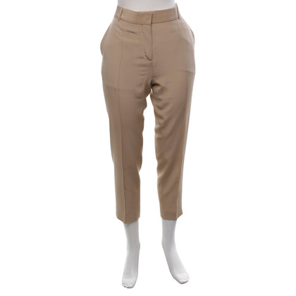 Céline trousers made of silk