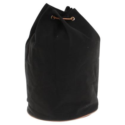 Hermès Schwarzer Rucksack