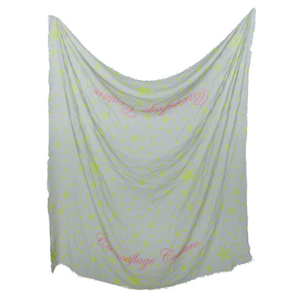 Camouflage Couture Cloth with stars pattern