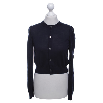 Comme des Garçons Vest in donkerblauw