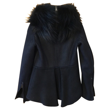 Fendi Riverside shearling 42 IT