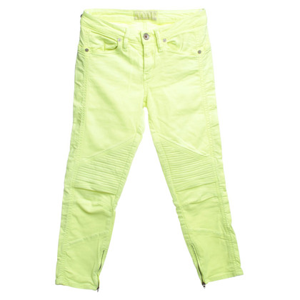 Closed Jeans in Neongrün