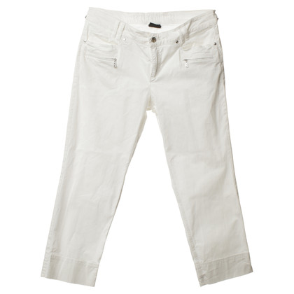 Bogner Pantalone estivo in bianco