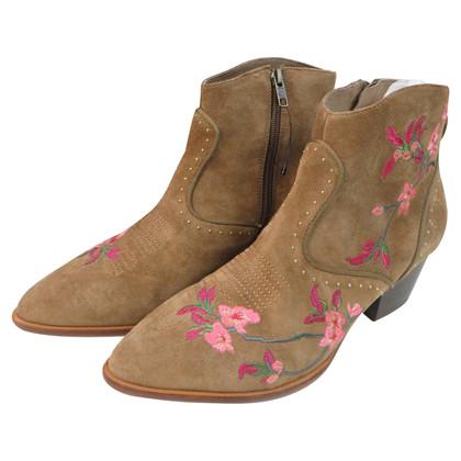 Ash Ricamato Heidi Boots