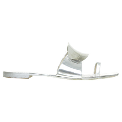 Giuseppe Zanotti Sandals with metal latches