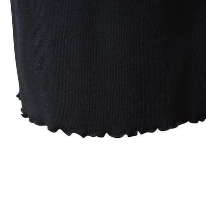 Bruno Manetti MIDI-skirt in black