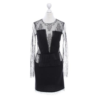 Bibi Bachtadze Dress with lace trim
