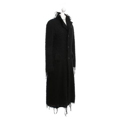 Comme des Garçons Coat in black