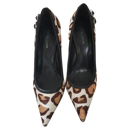 Karen Millen Pumps mit Leoparden-Print