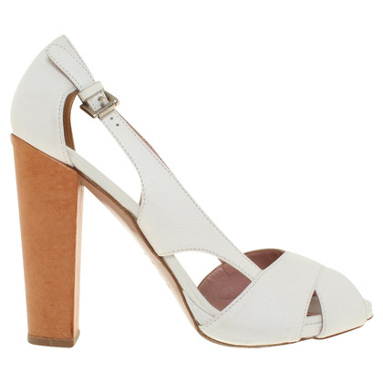Mariella Burani pumps in pelle