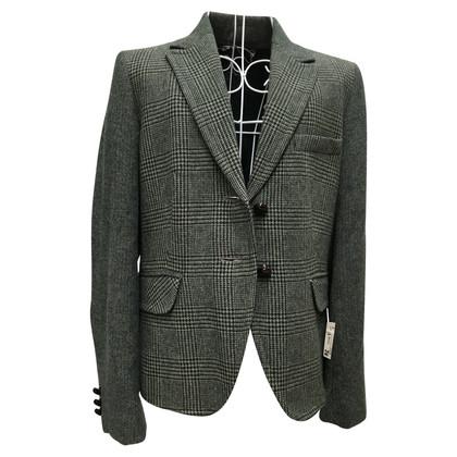 Max Mara Wool Tweed Blazer