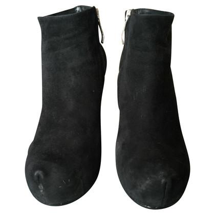 Gianmarco Lorenzi Wildleder-Boots