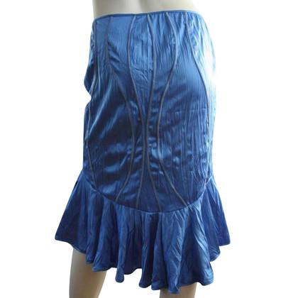Roberto Cavalli Asymmetrical skirt
