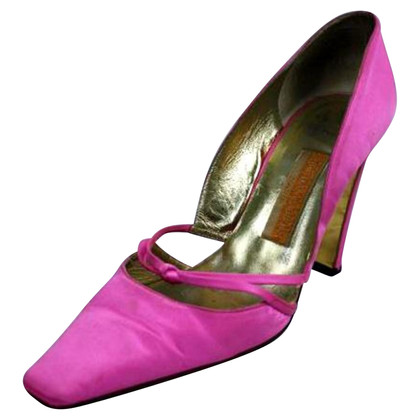 Christian Lacroix Rosa pumps