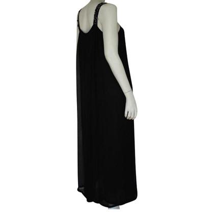 Antik Batik abito Maxi in nero