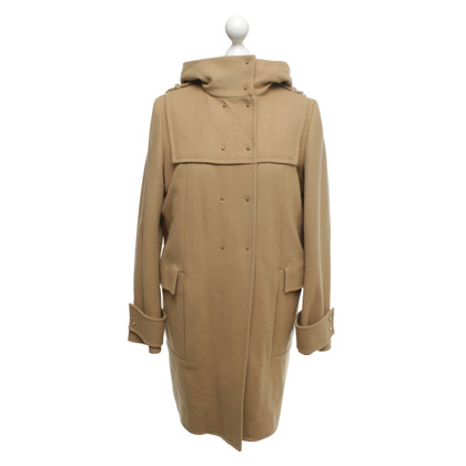 Hugo Boss Coat with rabbit fur lining