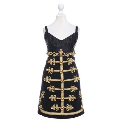 Dolce & Gabbana Runway dress with embroidery