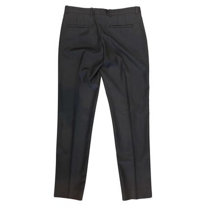Joseph pantaloni di lana neri