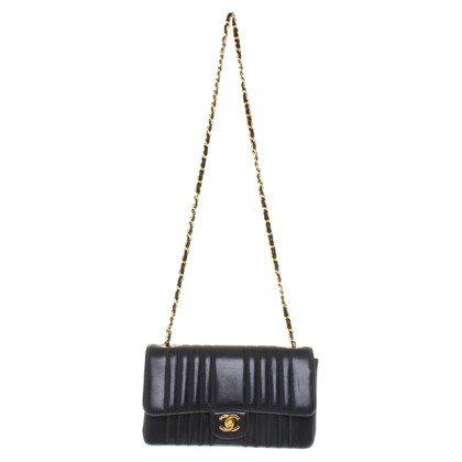 Chanel Shoulder bag in dark blue
