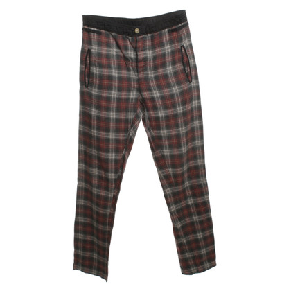 Isabel Marant Etoile Checkered pants