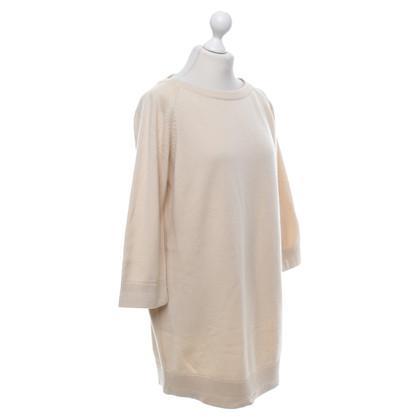 Hermès Maglione di cachemire in beige