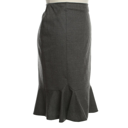 Rena Lange Rok in Gray