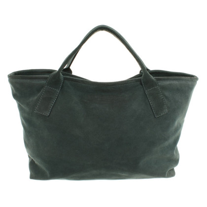 Strenesse Blue Handbag in green