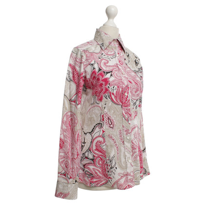 Etro Blouse with pattern print