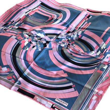 Emilio Pucci Emilio Pucci pink scarf