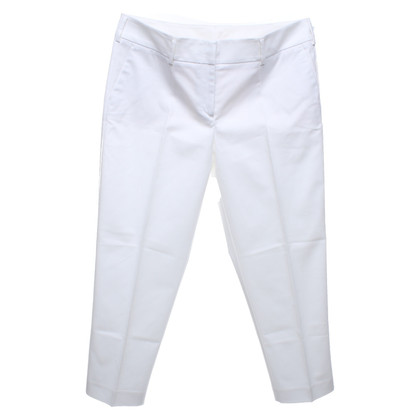 St. Emile 7 / 8-trousers in white