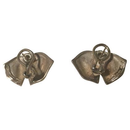 Tiffany & Co. Oorbellen in de vorm van loops