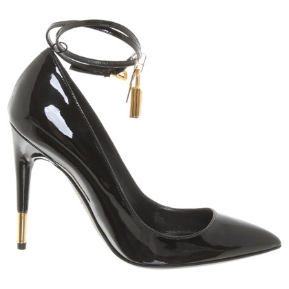 Tom Ford pumps in patent leather
