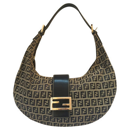 Fendi Shoulder bag with Zucca patterns